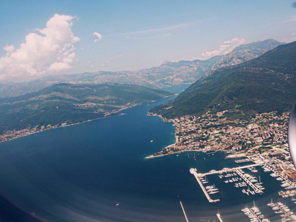 Vliegen naar Tivat Montenegro vanaf Amsterdam, Roadtrip door Montenegro.