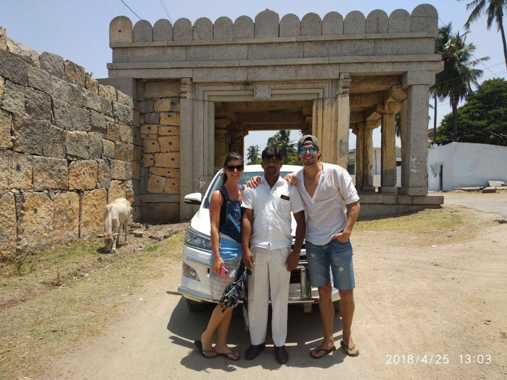 Reizen naar Hampi, travel guide to Hampi India met Tom Grond