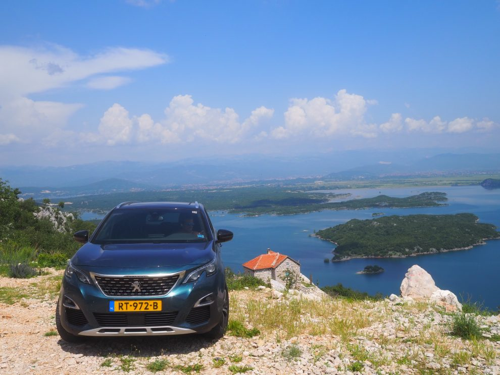 Slono lake Roadtrip door Montenegro met Peugeot 5008 dit zijn de tips!