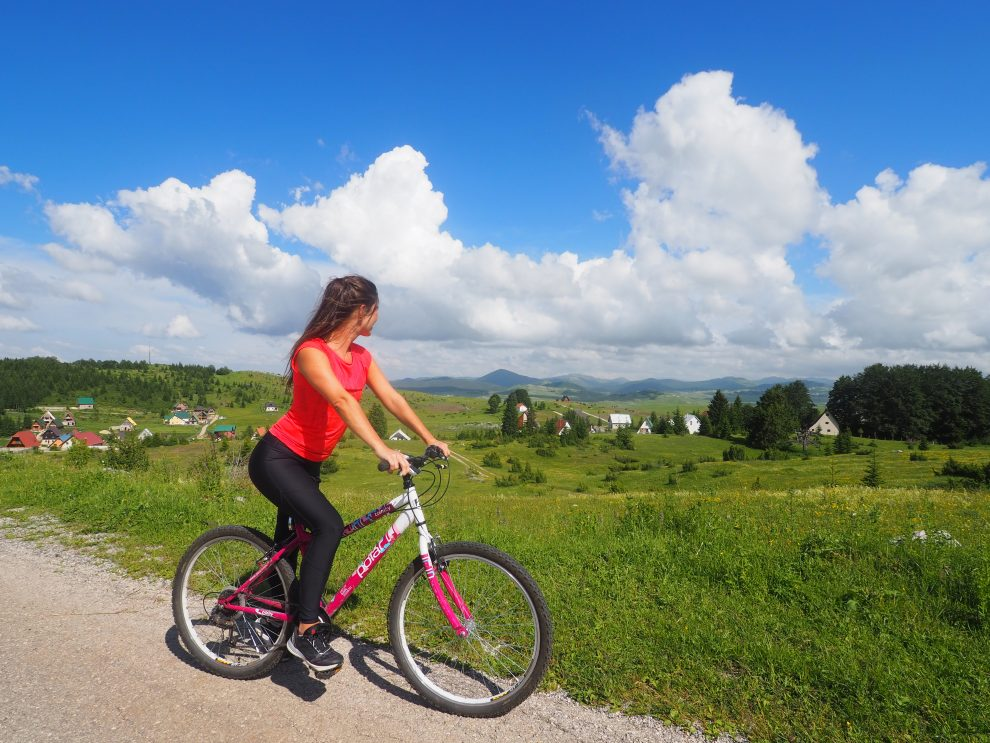 De bergen en het noorden van Montenegro, Žabljak roadtrip Montenegro