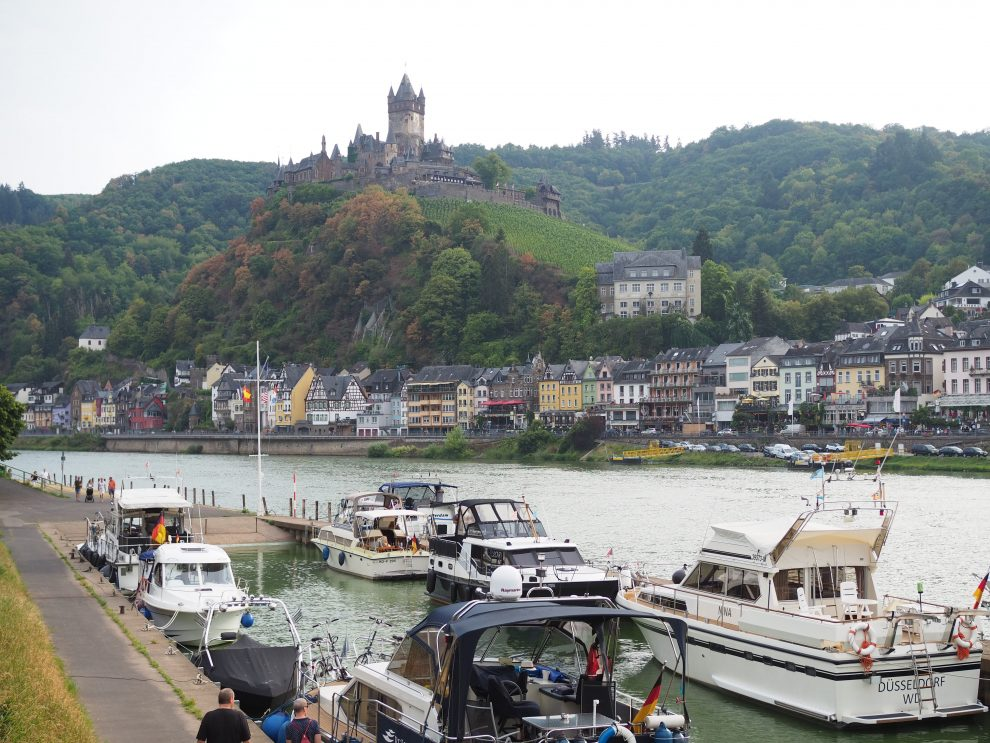 Cochem aan de moezel, Duitsland Roadtrip door Duitsland en Zuid Limburg