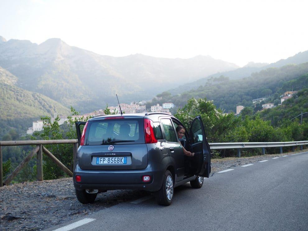 vakantie op Elba - auto huren in Italie dit zijn de tips