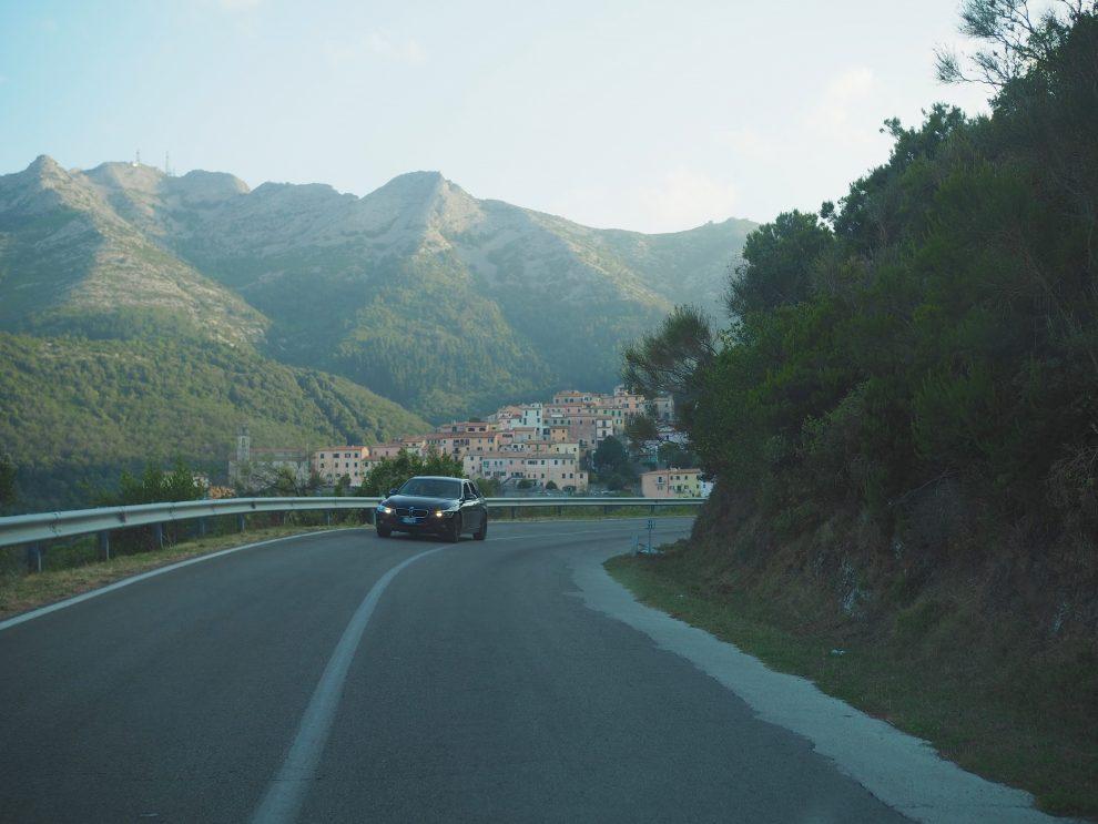 vakantie op Elba - dingen doen op Elba - het westen van Elba verkennen per auto