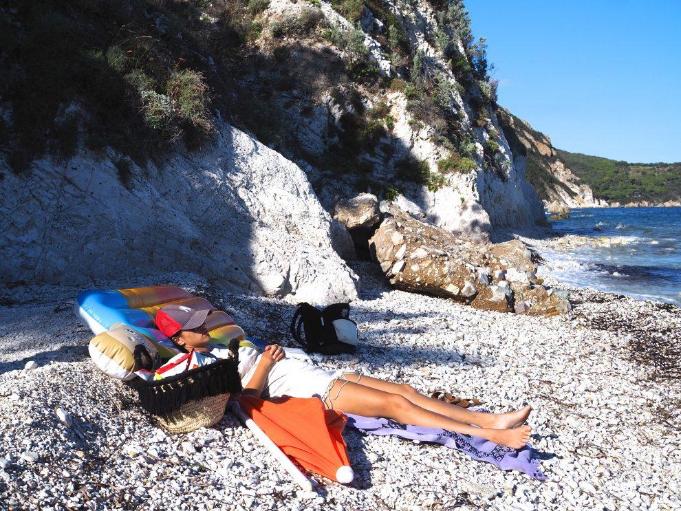 De mooiste stranden van Elba - Capo Bianco Elba - vakantie op Elba
