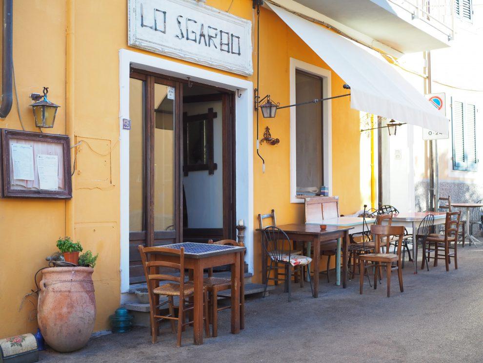 Vakantie opElba - Capoliveri;het leukste dorp van Elba - restaurants op Elba Lo Sgarbo