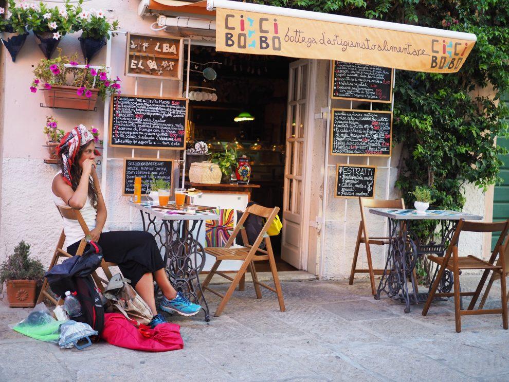 Vakantie opElba - Capoliveri;het leukste dorp van Elba - restaurants op Elba Cibo Cibo