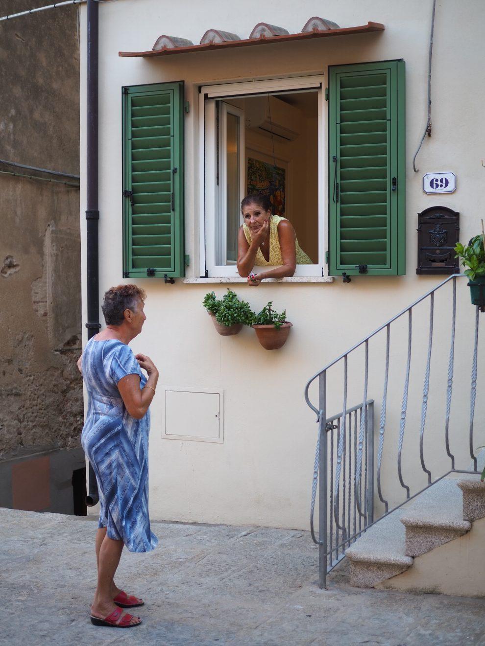 Vakantie opElba - Capoliveri;het leukste dorp van Elba - dingen doen op Elba