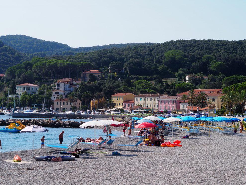 vakantie op Elba - dingen doen op Elba - Naar de punt van het eiland Cavo
