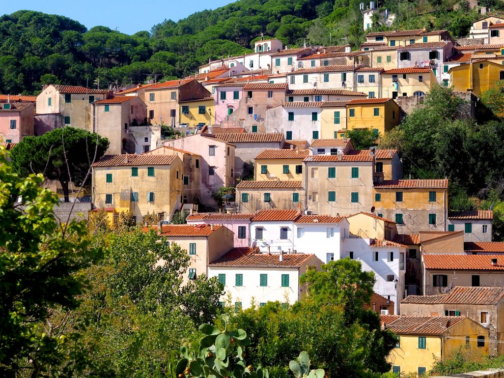 vakantie op Elba - Rio Nell' Elba