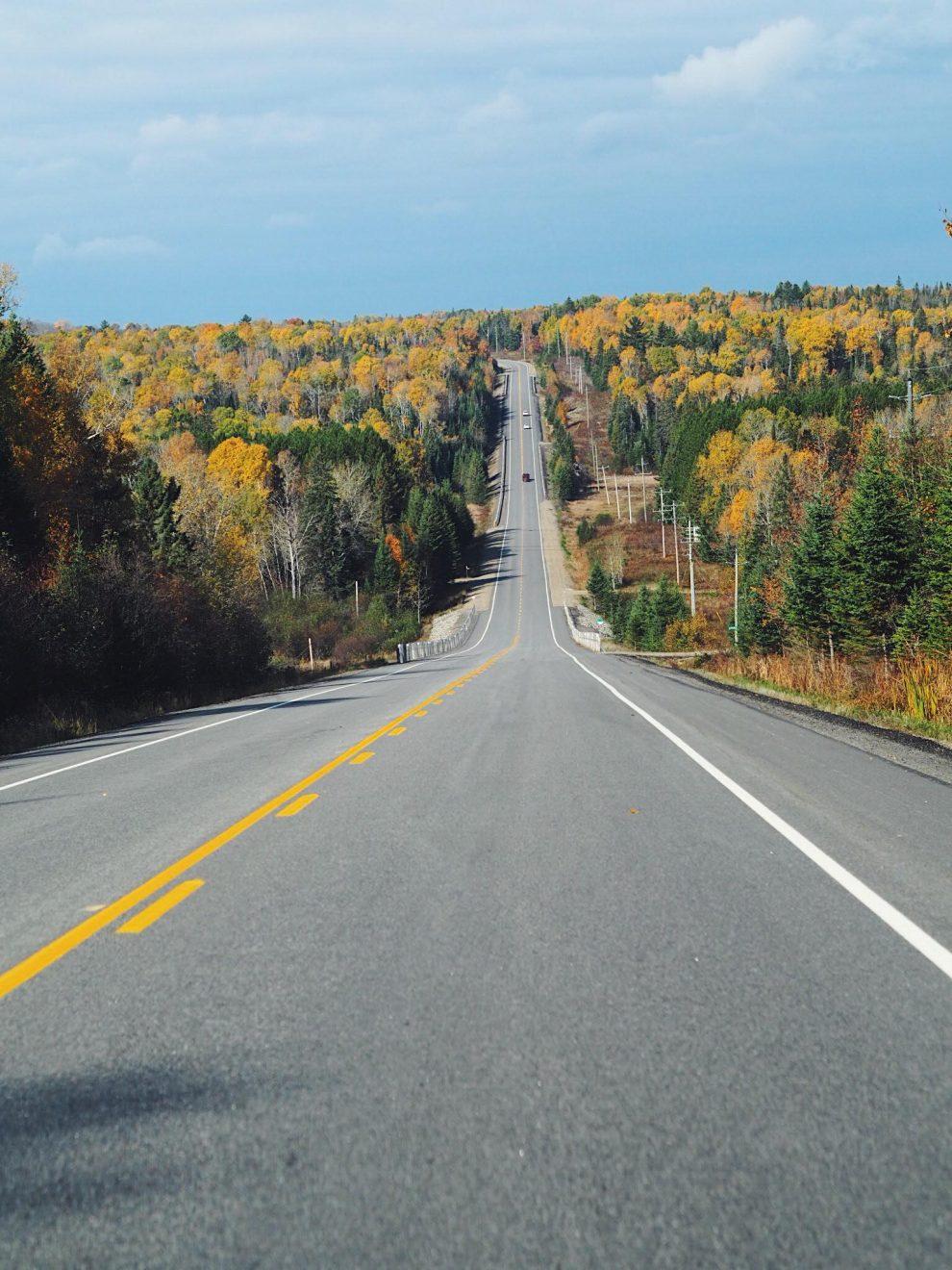 Oost Canada roadtrip. De mooiste route van Montréal naar Toronto. Rondreis Oost Canada