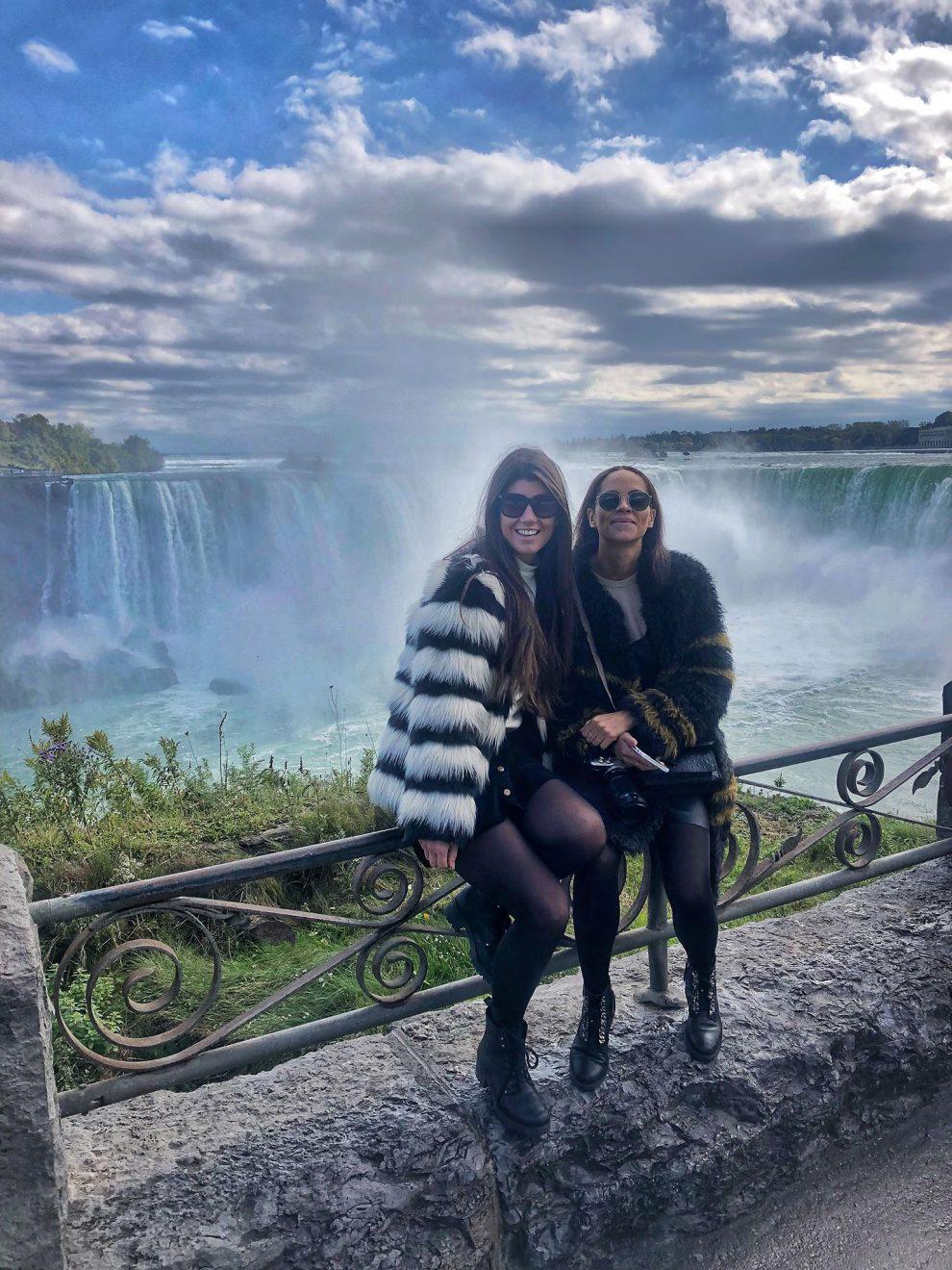 een bezoek aan de Niagara watervallen, tips. Amadine Hach Chloe Sterk Niagara Falls