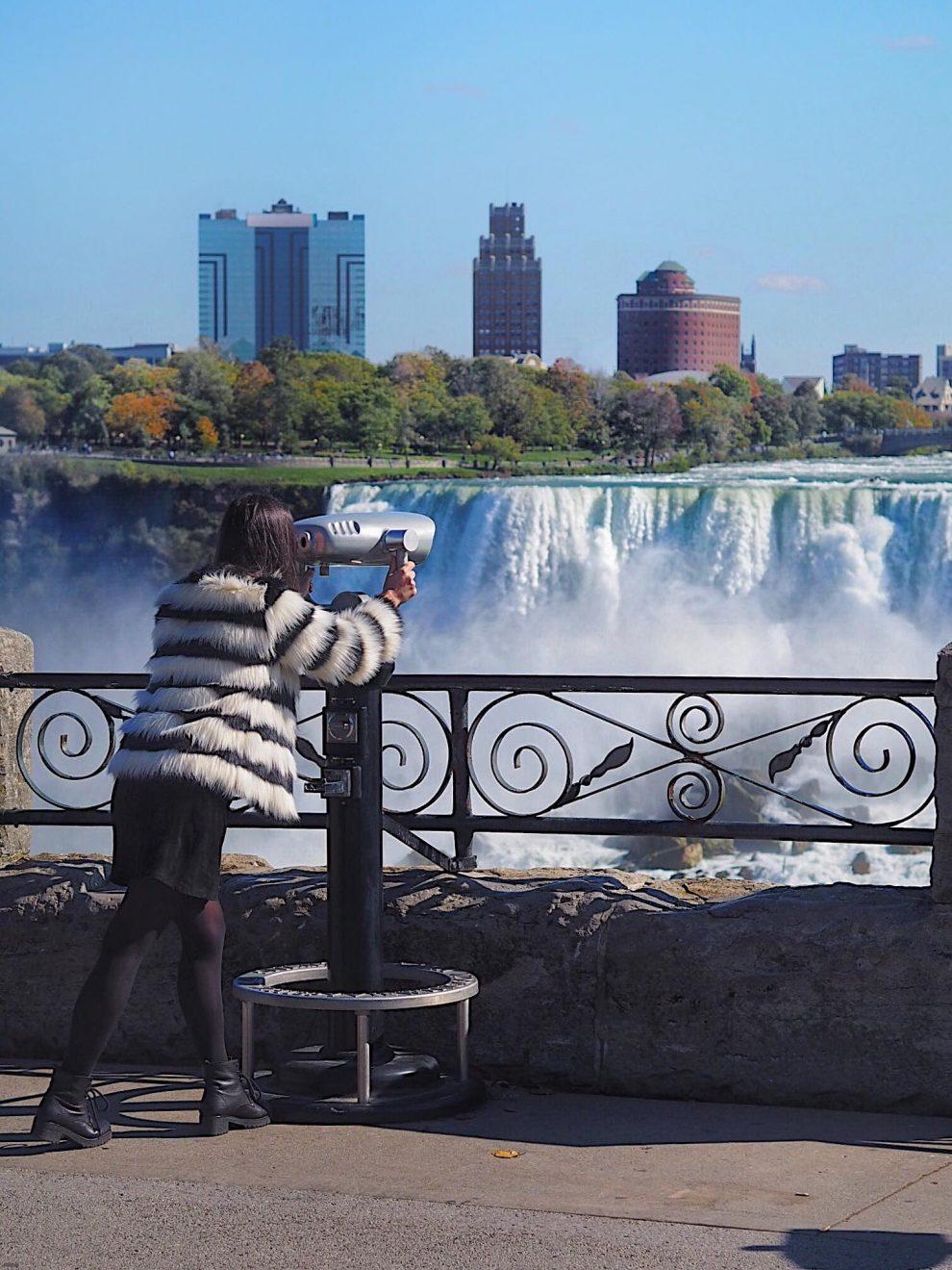 een bezoek aan de Niagara watervallen, tips. Niagara Falls