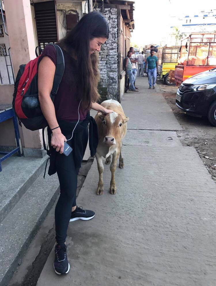 Chloe Sterk Arunachal Pradesh India