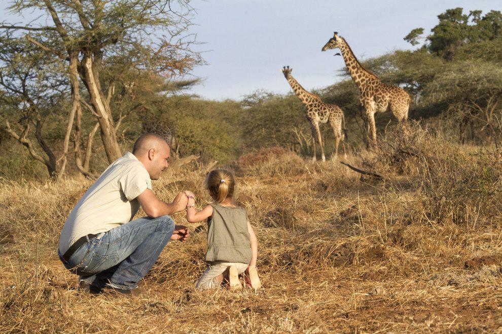 selma kamm melai Makasa Tanzania Safari