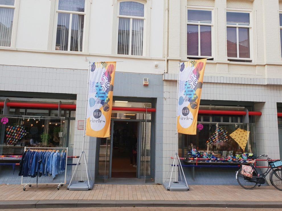 vintage winkels in Tilburg 013 Circles