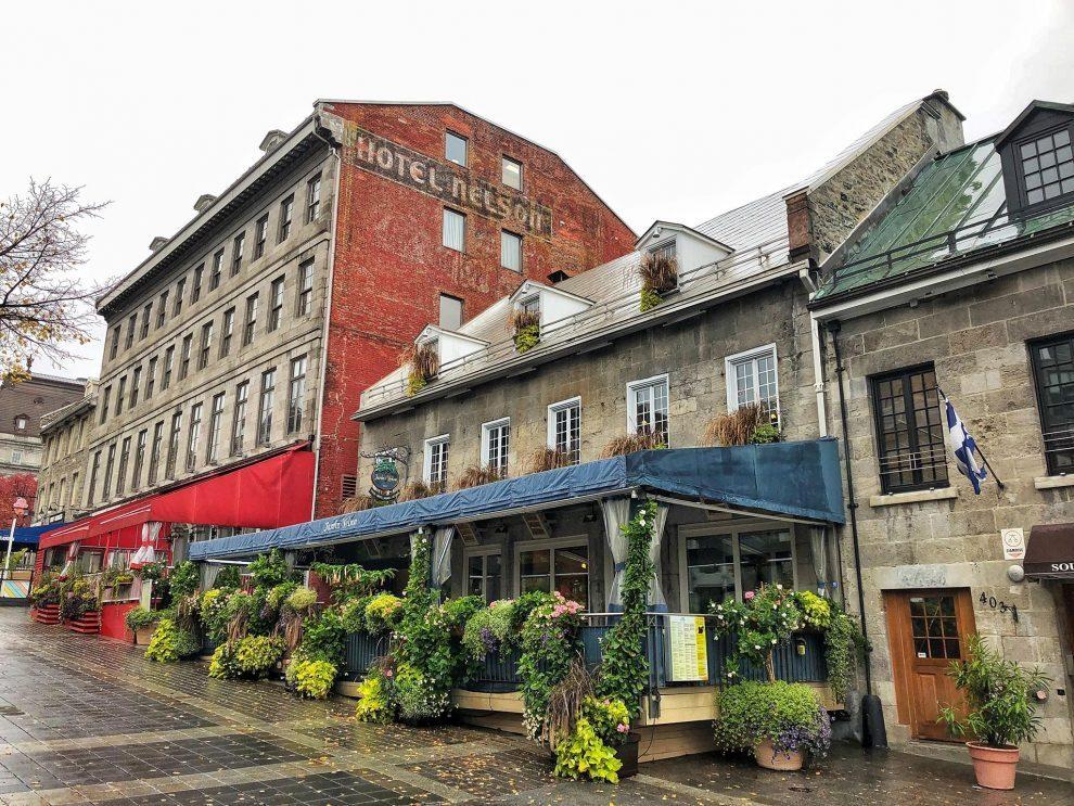 citytrip Montréal Canada de leukste bezienswaardigheden Vieux-Montréal