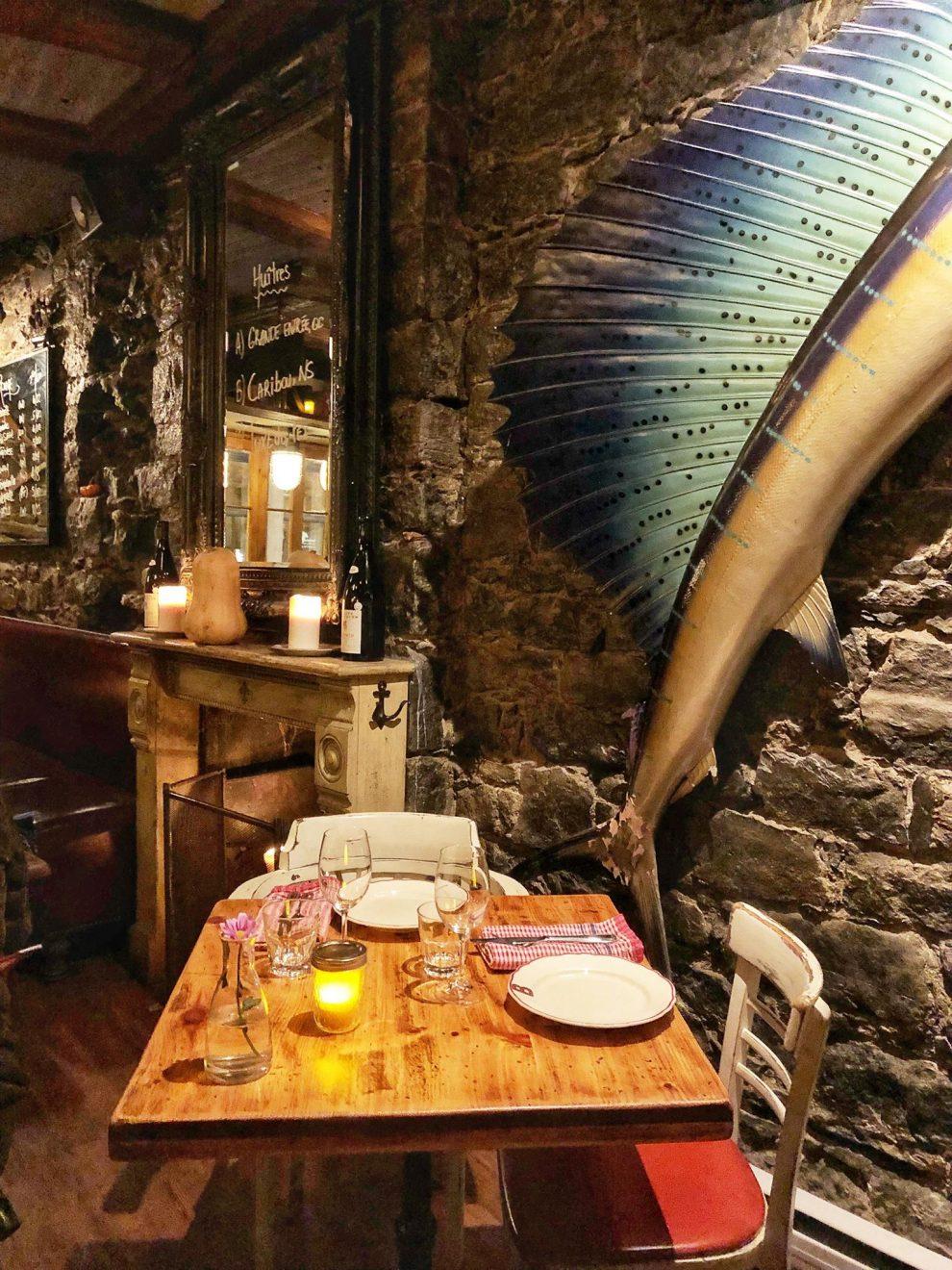 citytrip Montréal Canada de leukste bezienswaardigheden Rue Saint-Paul restaurant Bocata