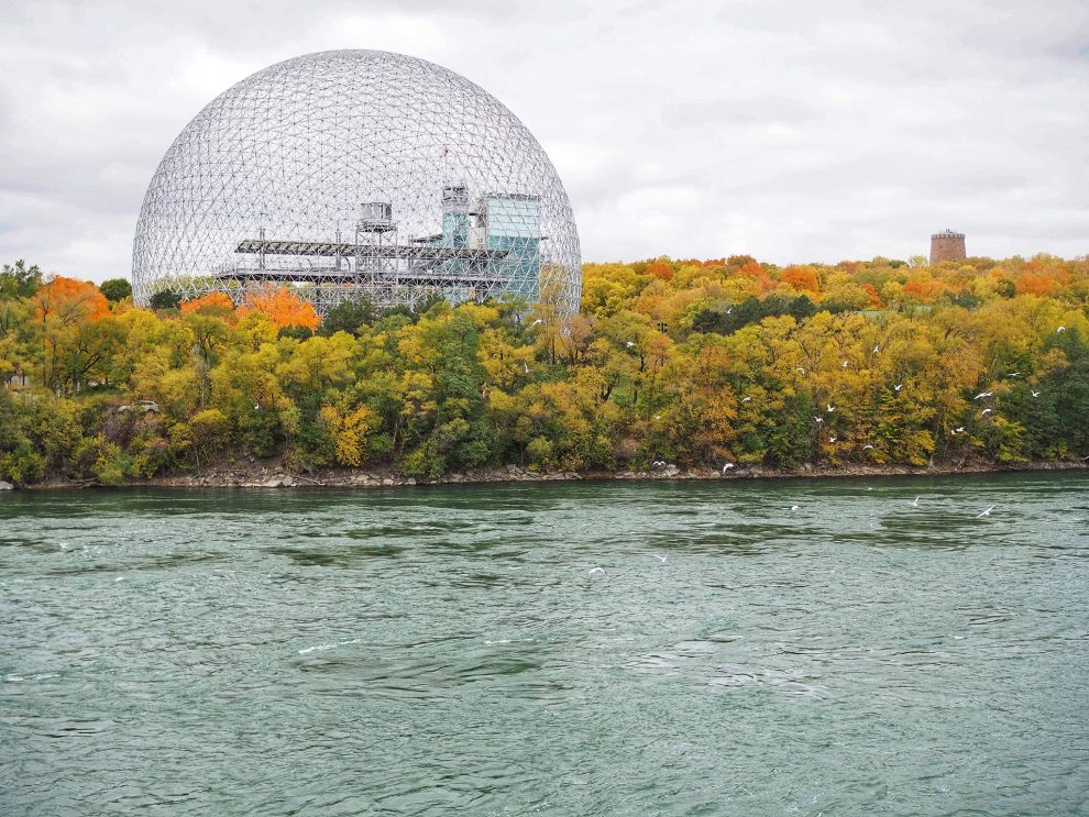 citytrip Montréal Canada de leukste bezienswaardigheden Biosphere Montréal