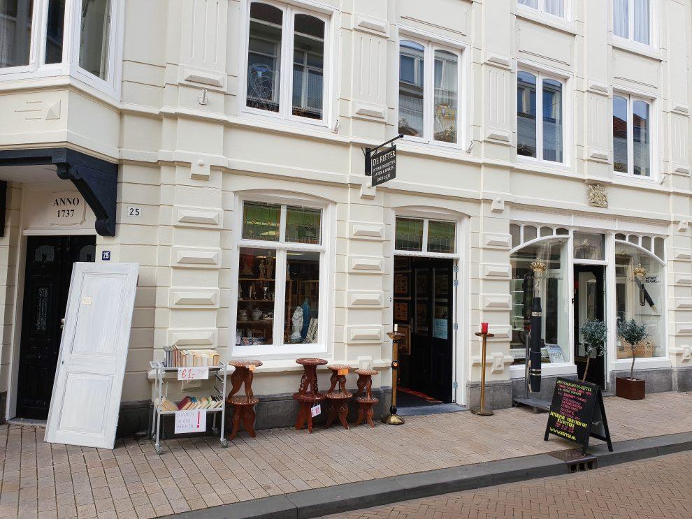 vintage winkels in Tilburg De Refter