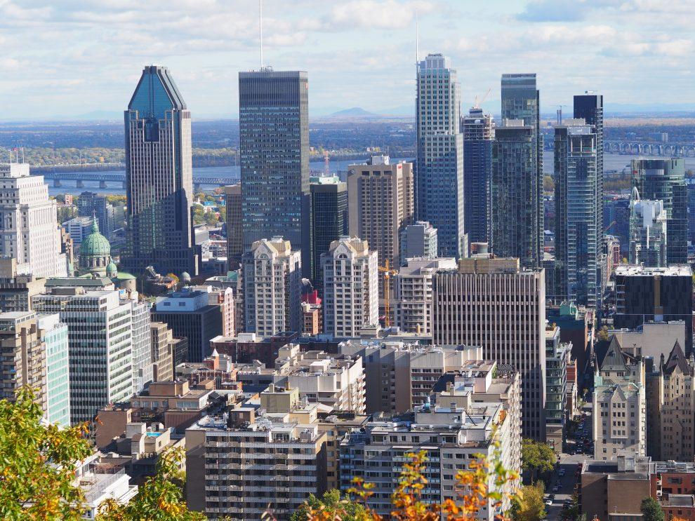 citytrip Montréal Canada de leukste bezienswaardigheden beklim de Mont Royal