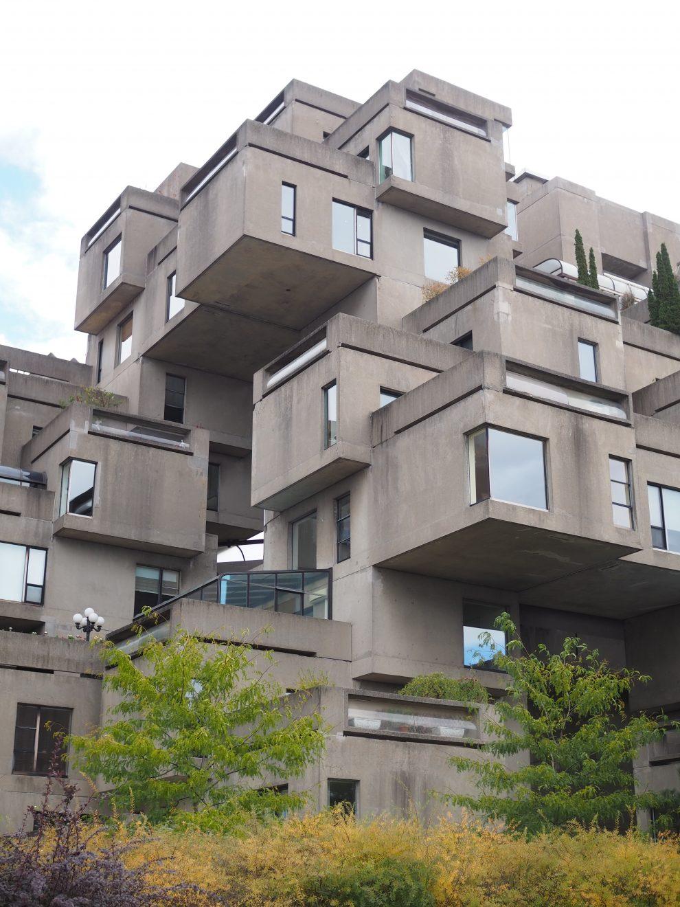 citytrip Montréal Canada de leukste bezienswaardigheden Habitat 67