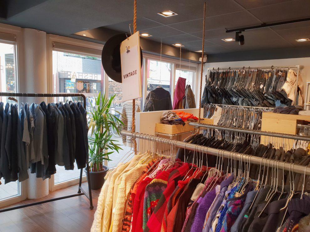 vintage winkels in Tilburg ReShare Store