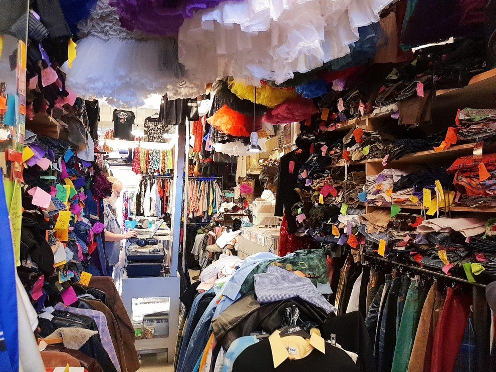 vintage winkels in Tilburg Sam Sam
