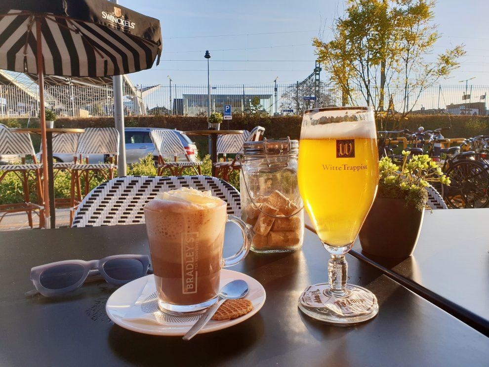 Weekendje weg naar Tilburg Spoorzone restaurant EVE
