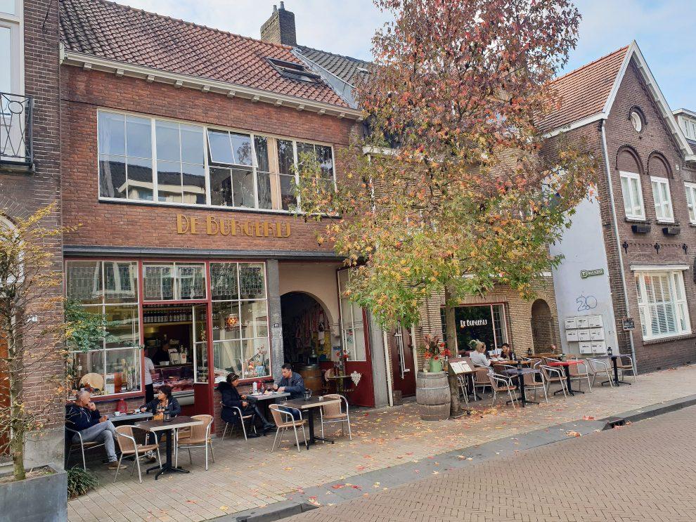 Weekendje weg naar Tilburg B&B 'De Burgerij overnachten in Tilburg