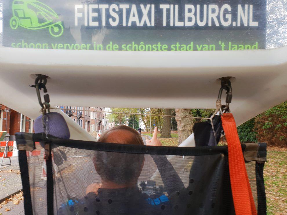 Weekendje weg naar Tilburg fietstaxi tilburg