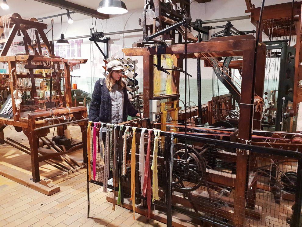 Weekendje weg naar Tilburg Doen in Tilburg, Textielfabriek