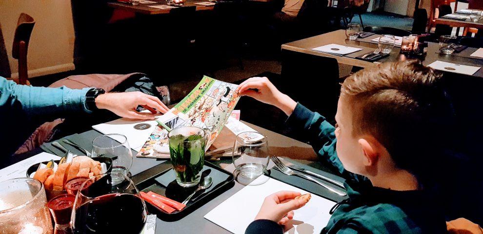 Weekendje weg naar Mechelen met kids RestaurantDe Cirque