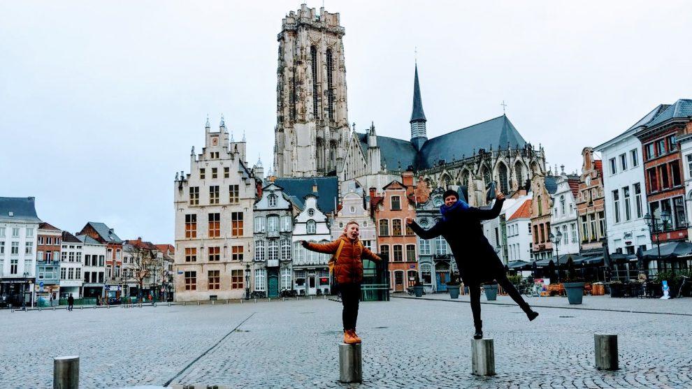 Weekendje weg naar Mechelen met kids
