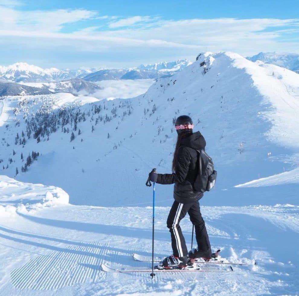 Wintersport in Flachau. Dit zijn alle tips voor een paar dagen Ski Amadé Chloe Sterk wintersport Oostenrijk