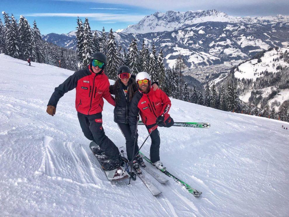 Wintersport in Flachau. Dit zijn alle tips voor een paar dagen Ski Amadé Chloe Sterk wintersport Oostenrijk Flachau - Wagrain met skischool Wagrain