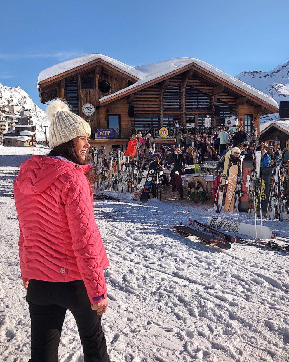 La Folie Douce hotel Chamonix - après-ski Frankrijk Avoriaz 1800