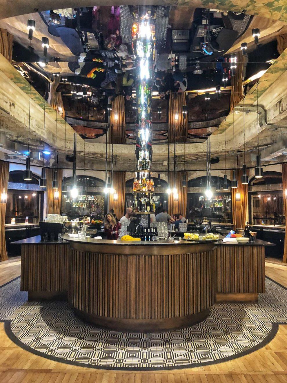La Folie Douce hotel Chamonix - après-ski La Folie Douce La Janssen cocktailbar