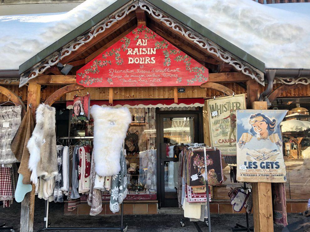 Wintersport Frankrijk Portes du Soleil ; Van Les Gets naar Avoriaz.