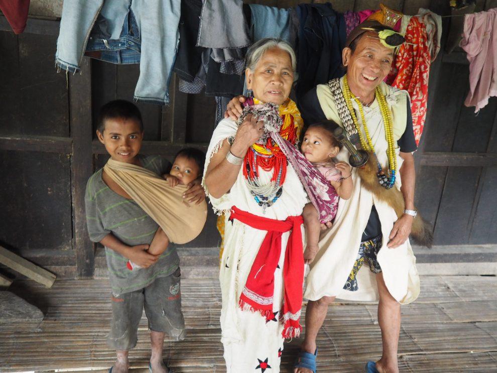 15 hoogtepunten voor een reis naar India bezoek een North East India indian tribe - Arunachal Pradesh - nyishi tribe