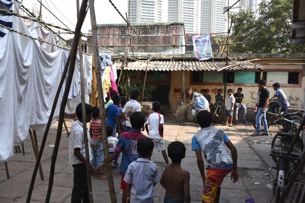 15 hoogtepunten voor een reis naar India -Dhobi Ghat in Mumbai