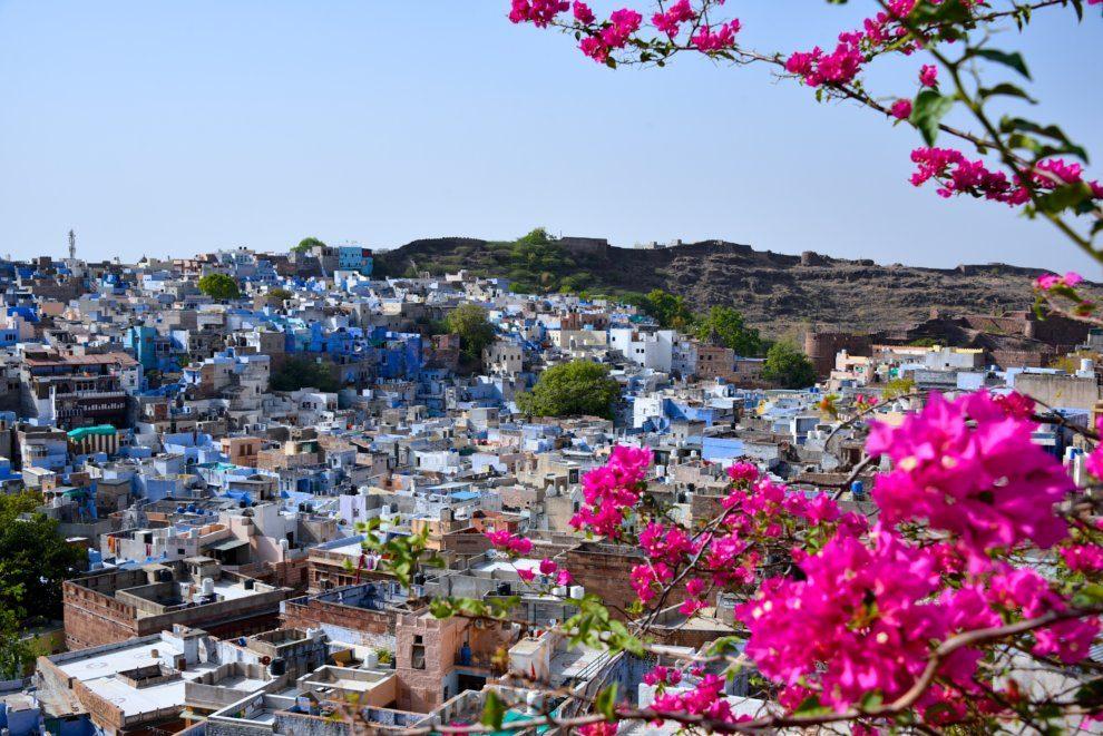 15 hoogtepunten voor een reis naar India Jodhpur Rajasthan