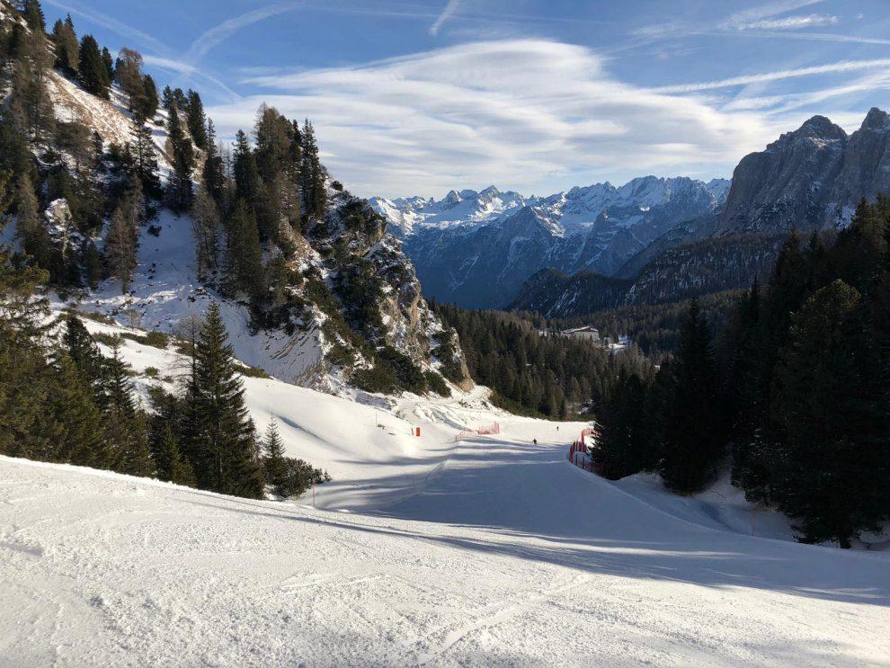 Dolomiti Superski; wintersport in de Italiaanse Dolomieten - Gitschberg - Jochtal