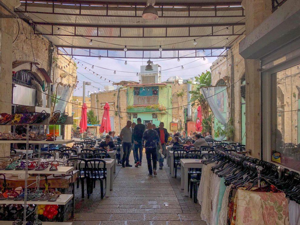 Citytrip Tel Aviv. Dr. Shaksuka, eten in Tel Aviv