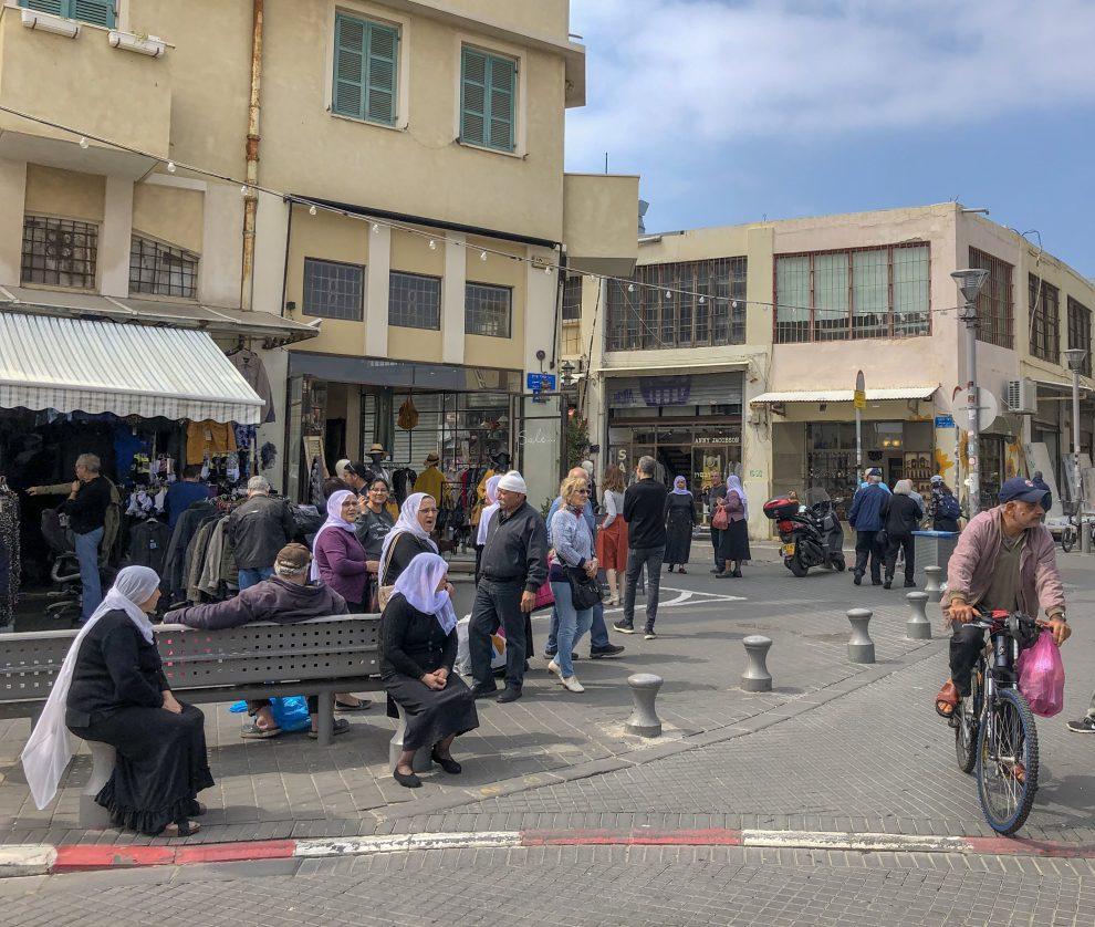 Citytrip Tel Aviv. De oude stad Jaffa Israel