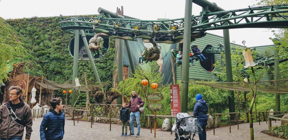 De leukste achtbanen in Europa Park - Weekendje weg naar pretpark Europa Park