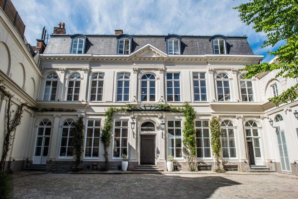 Stedentrip Lille, alle tips voor een weekendje weg Lille 3000. Overnachten in Lille - Clarance Hotel Lille