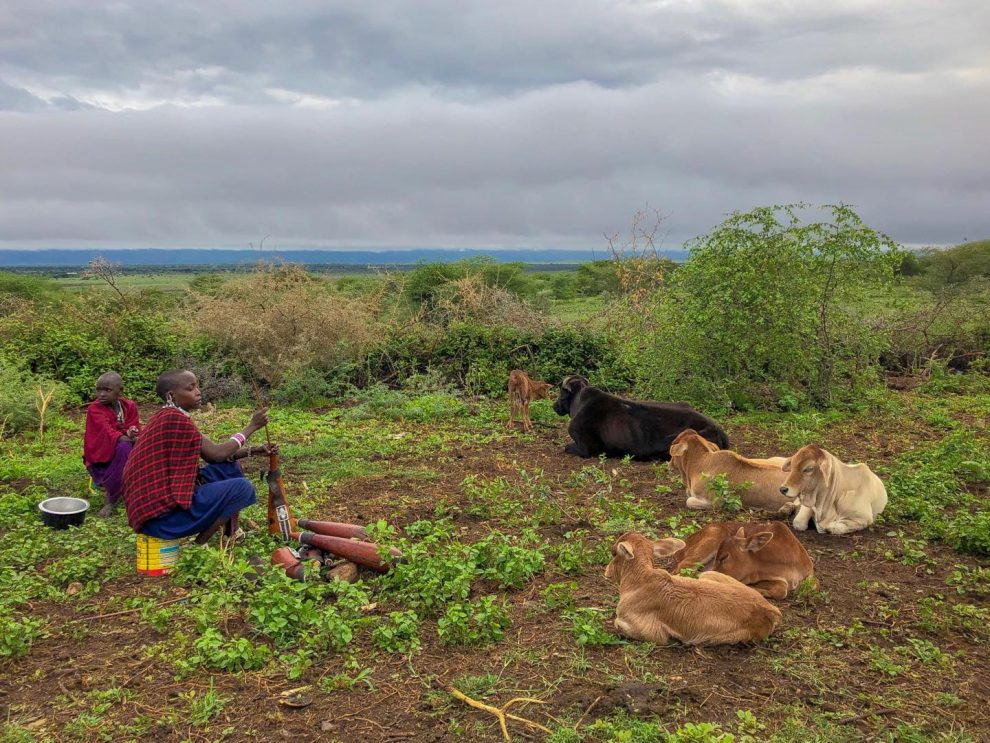 Uniek overnachten in Tanzania, Safari vakantie in Tanzania. Isoitok Camp Makasa Safari - Maasai gemeenschap bezoeken in Tanzania