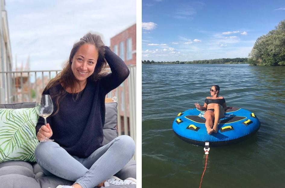 Daisy KLM verruilde Amsterdam voor Maastricht - persoonlijk verhaal