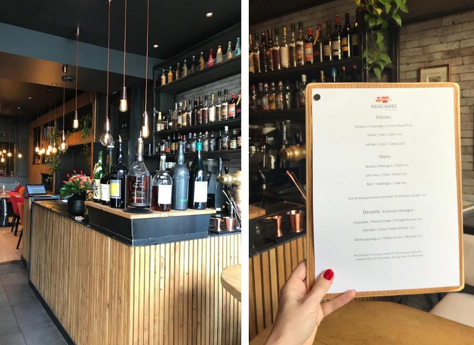 Stedentrip Lille, alle tips voor een weekendje weg Lille 3000 Eten en drinken in Lille Le Rouge Barre