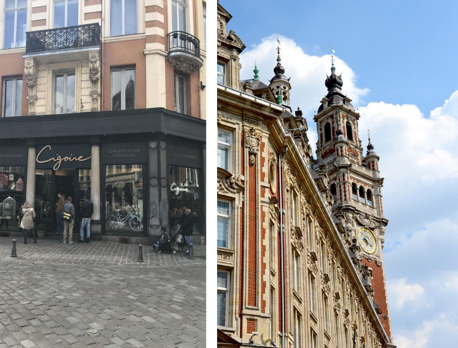 Stedentrip Lille, alle tips voor een weekendje weg Lille 3000. Shoppen in Lille